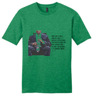 When I was a child. . . 1 Corinthians Chapter 13:11 District Young Mens Very Important Tee
