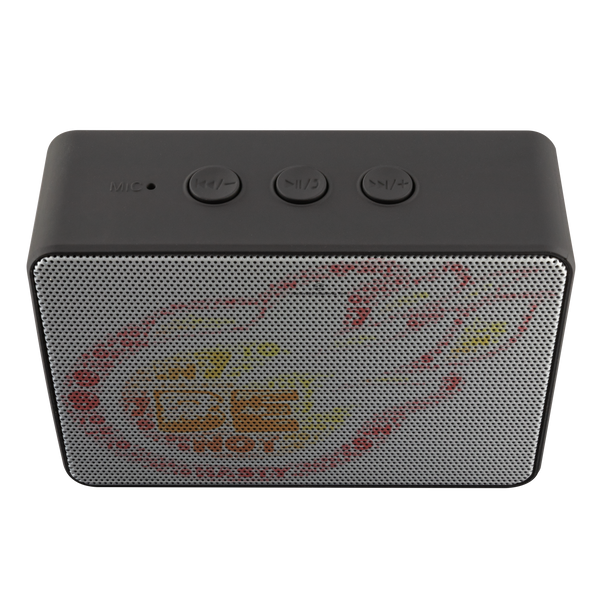 Be not hasty. . . Ecclesiastes 7:9 Bluetooth Speaker - Boxanne