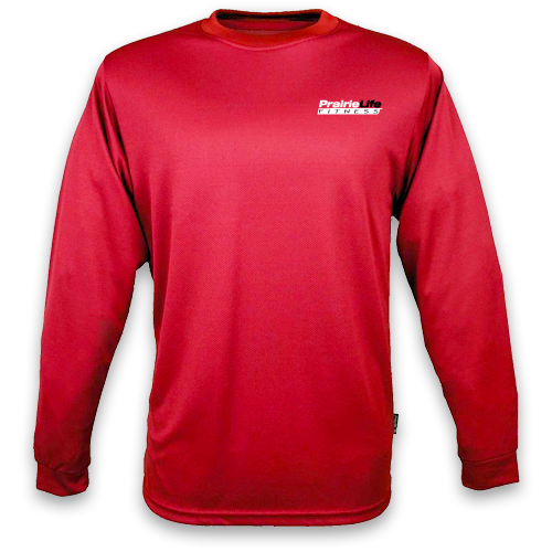 Long Sleeve Trainer Shirt