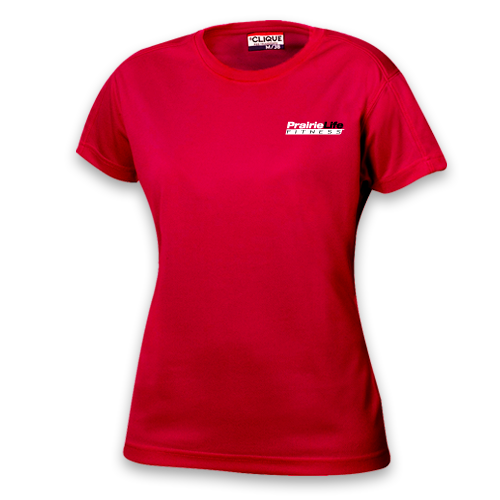 Ladies Trainer Tee
