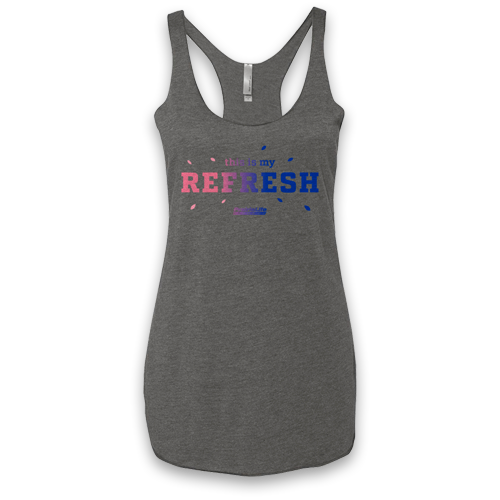 Ladies Refresh Tank