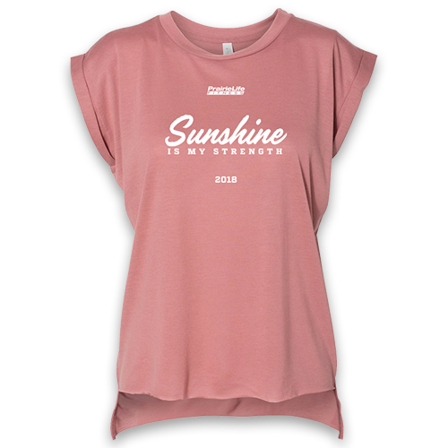 Sunshine is My Strength Tank
