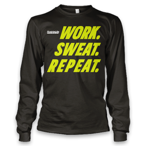 Work Sweat Repeat Tee