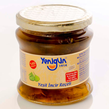 YeniGün Reçelleri - Gold Series Fig Jam