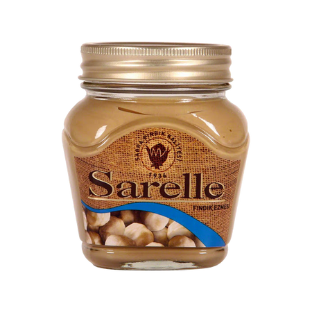 SARELLE - HAZELNUT PASTE with SUGAR 350g