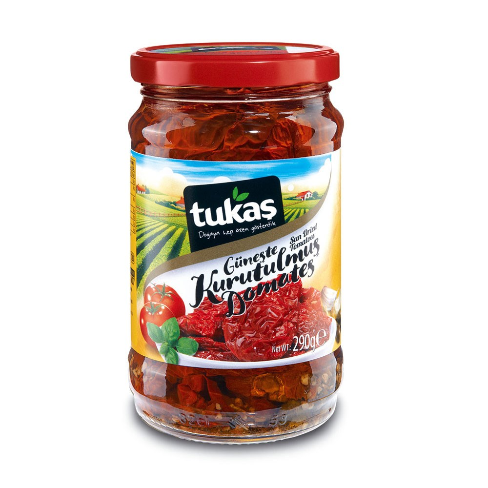 TUKAŞ - SUNDRIED TOMATO IN OIL 320 g
