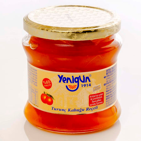 YeniGün Reçelleri -  Gold Series Bitter Orange Jam