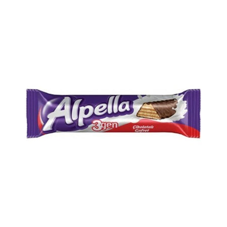 ULKER - ALPELLA UCGEN CHOCOLATE COATED WAFER