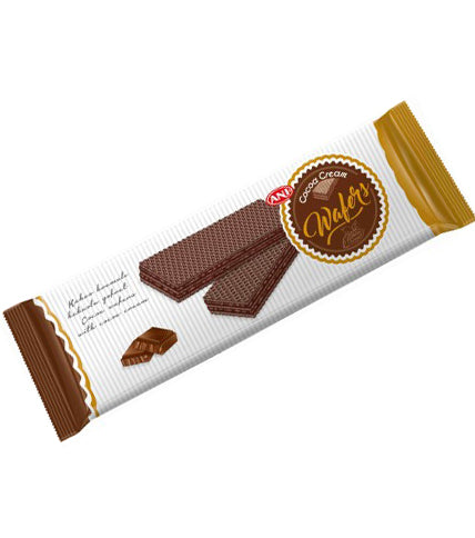 Anı Çikolatalı Gofret, Wafer With Chocolate