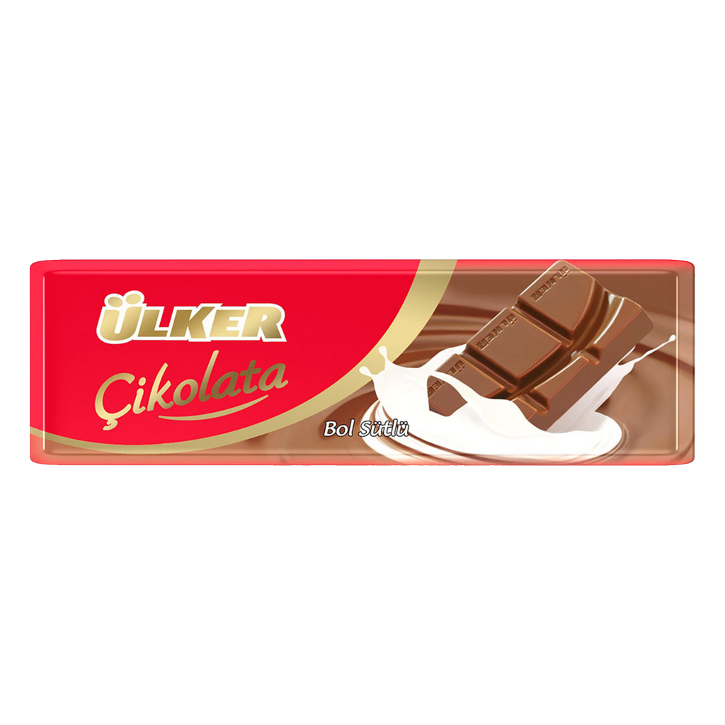 ULKER - MILK CHOCOLATE TABLET 32 g