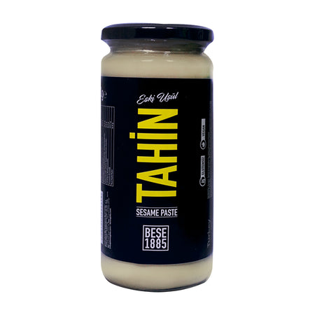 BEŞE - TAHINI in GLASS JAR 500 g