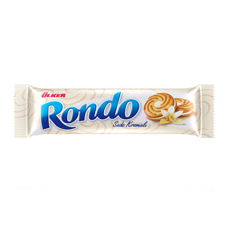 ULKER RONDO BISCUIT with PLAIN CREAM