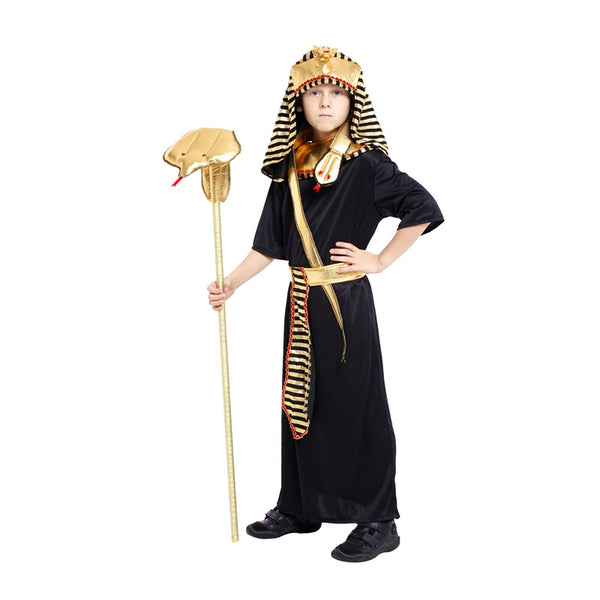 Egyptian Pharaoh Costume Kids Costume for Boys