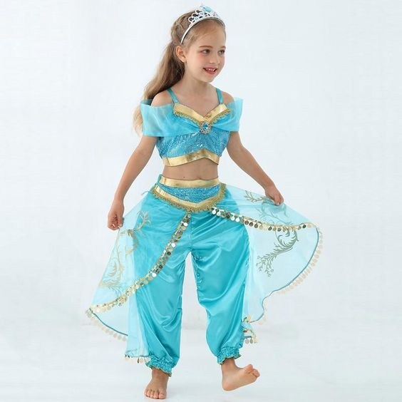jasmine princess for kids