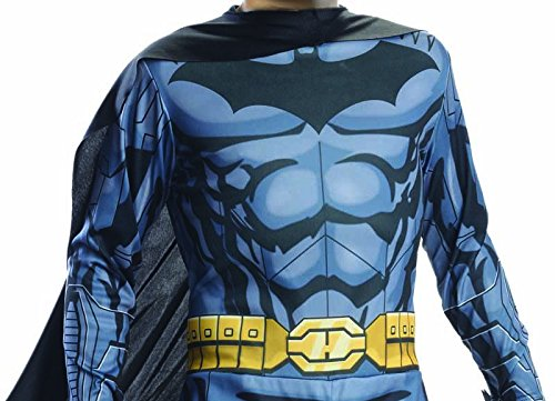 Warner Brothers Dc Comics The Dark Knight Rises Classic Batman Costume