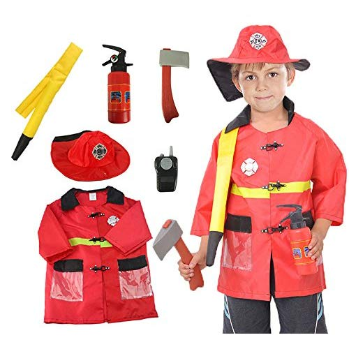 Fire Man costumes kids shopzinia