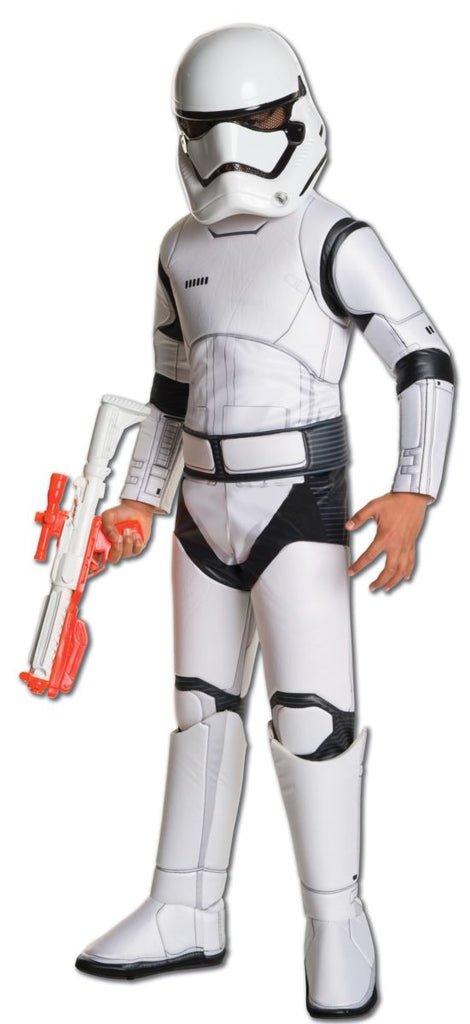 shopzinia Rubies Super Deluxe Kids Stormtrooper Costume