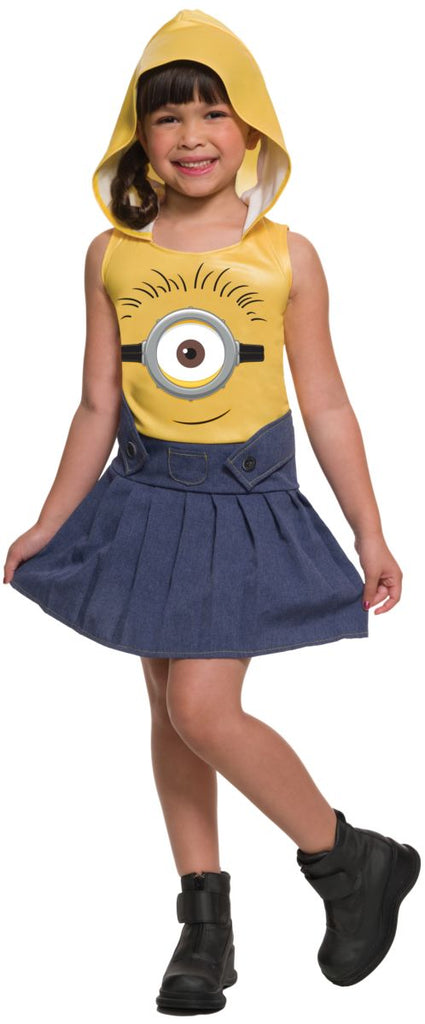 Rubies Girls Minion Costume - Minions Movie
