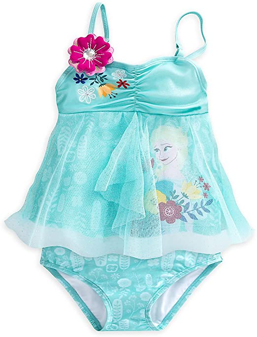 Shopzinia Princess Deluxe Swimsuit for Girls