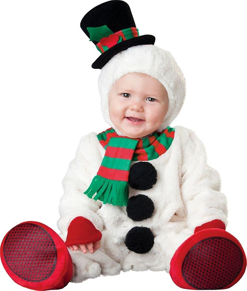 Baby Snowman Infant Costume