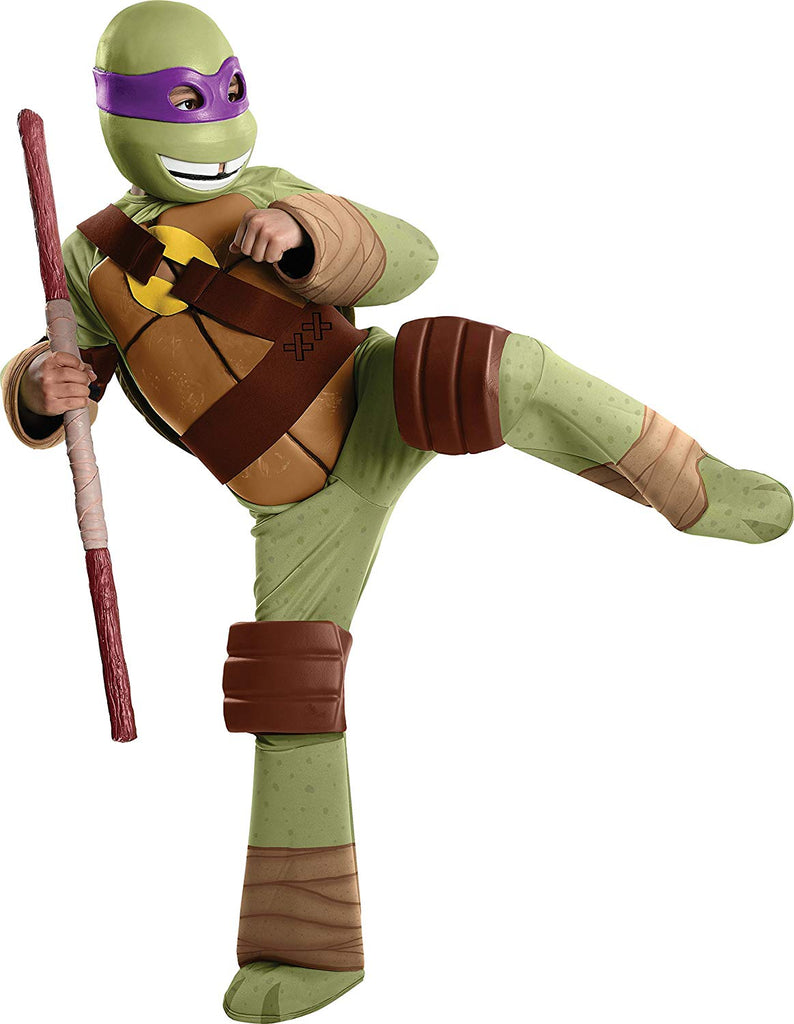 Rubies Teenage Mutant Ninja Turtles Deluxe Donatello Costume