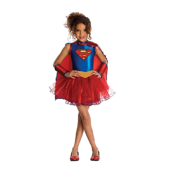 shopzinia Warner Brothers DC Comics Supergirl Classic Costume