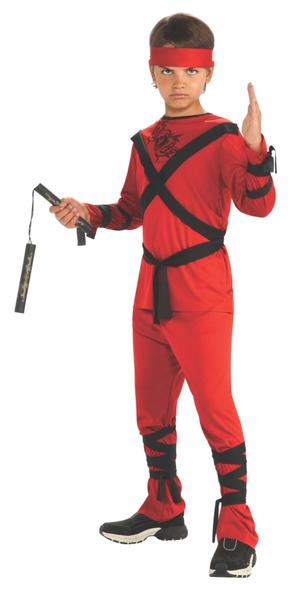 Rubies Costume Red Ninja