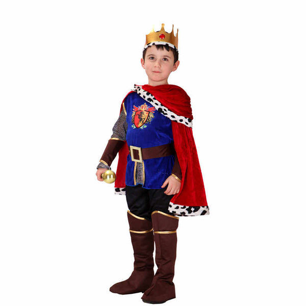 Child King Prince Cosplay Costume -Children Fancy Dress-Aj Costumes