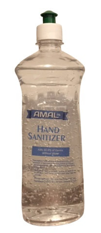Hand Sanitizer Gel - 500 ml