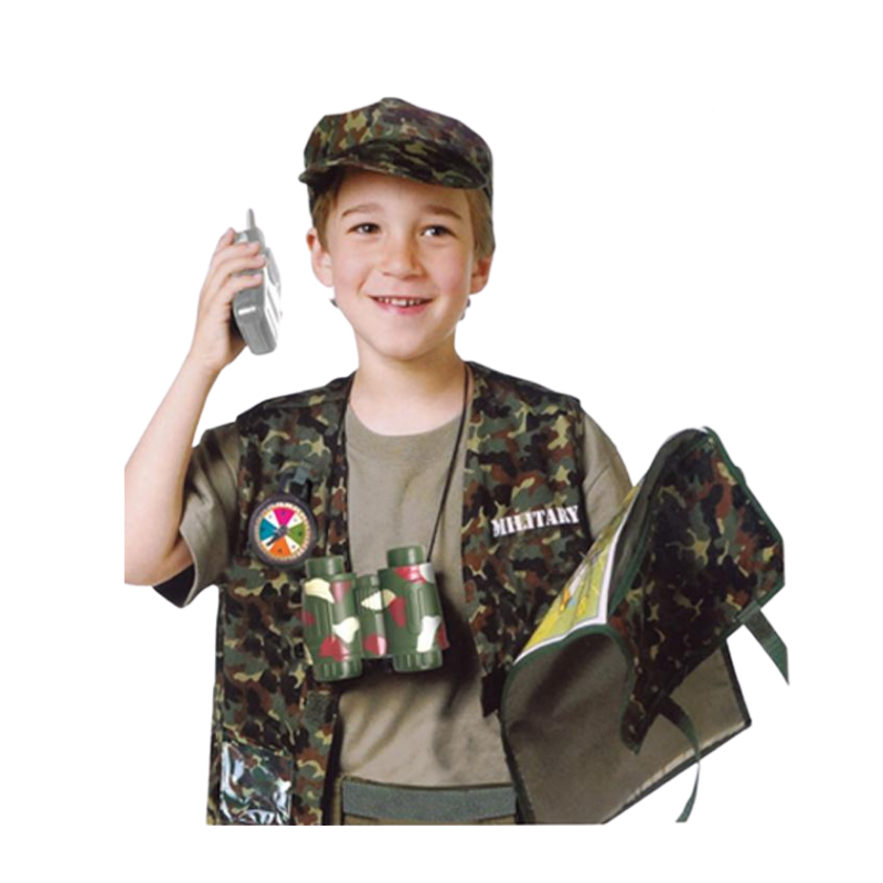 Military Forces costume kids