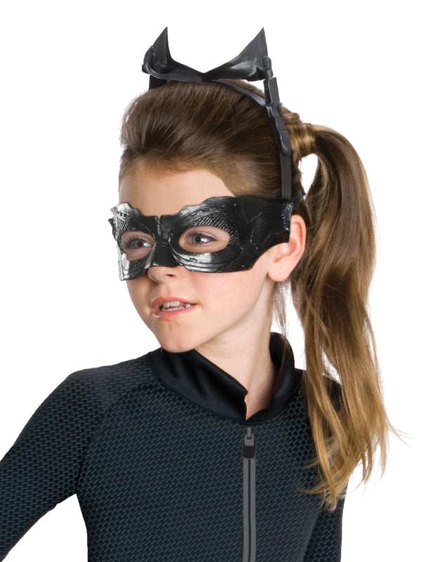 Official Girl's  Comics Batman Catwoman Costume