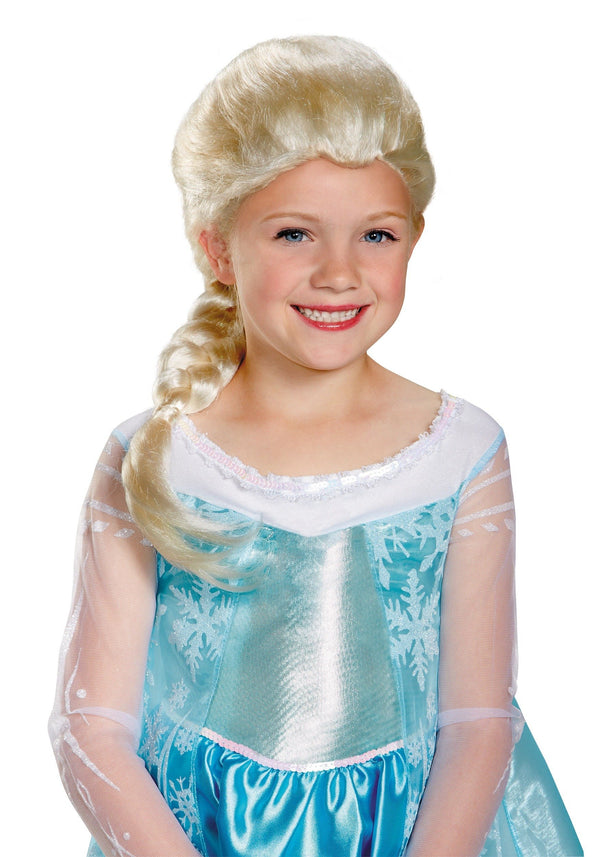 Elsa Child Wig-Frozen