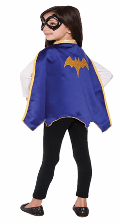 Batgirl Cape And Mask