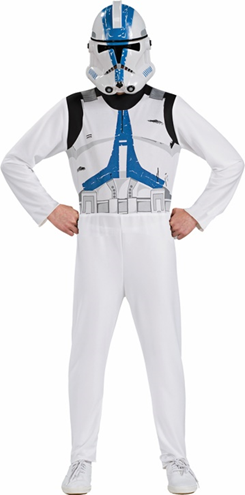 Sw Clone Trooper Action Suit