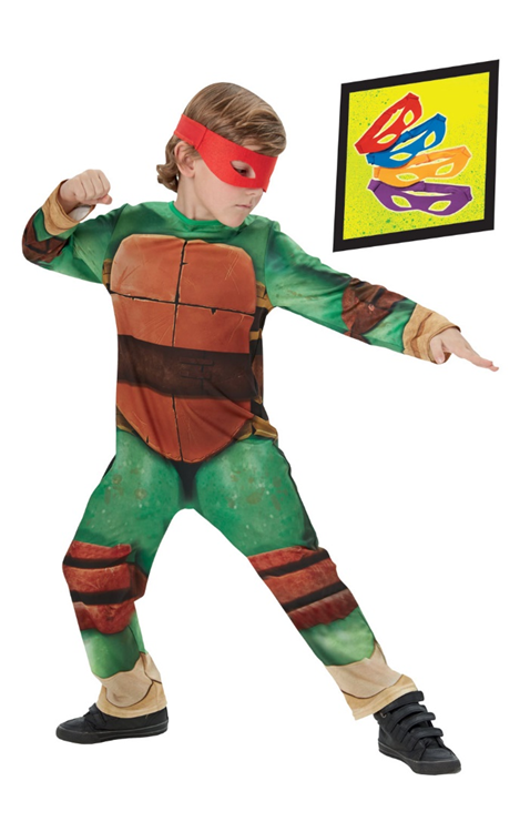 Teenage Mutant Ninja Turtle Classic