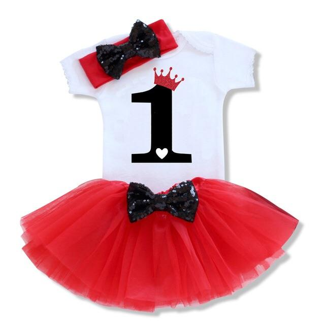 Its My First Birthday Tutu Dress