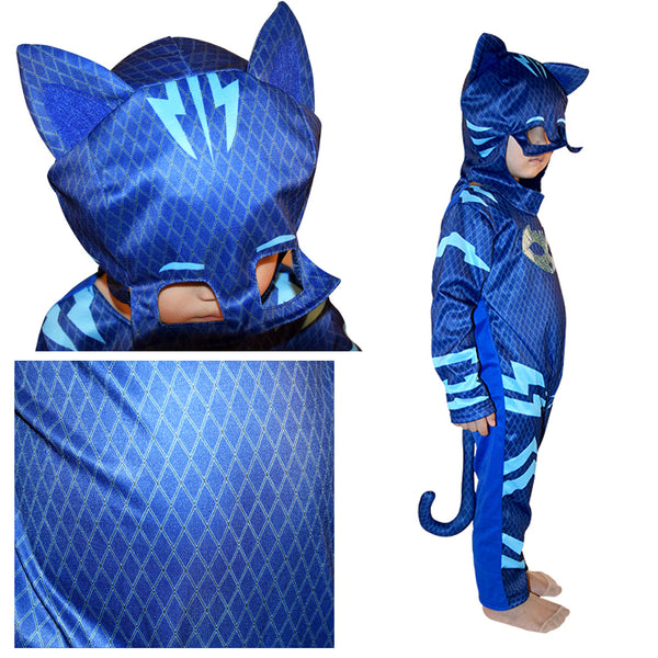 Birthdays Cosplay Costume Kids-Blue -AJ COSTUMES