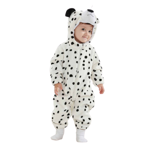 Leopard Baby Infant Toddler Halloween Animal onesies Costumes