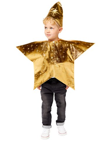 Child Gold Star