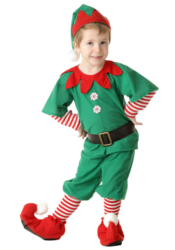 Christmas Elf costume for Boys