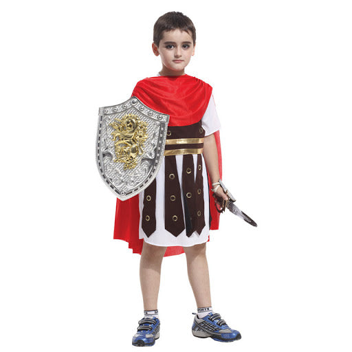 Roman Soldier- Classical Roman Fighter Costume