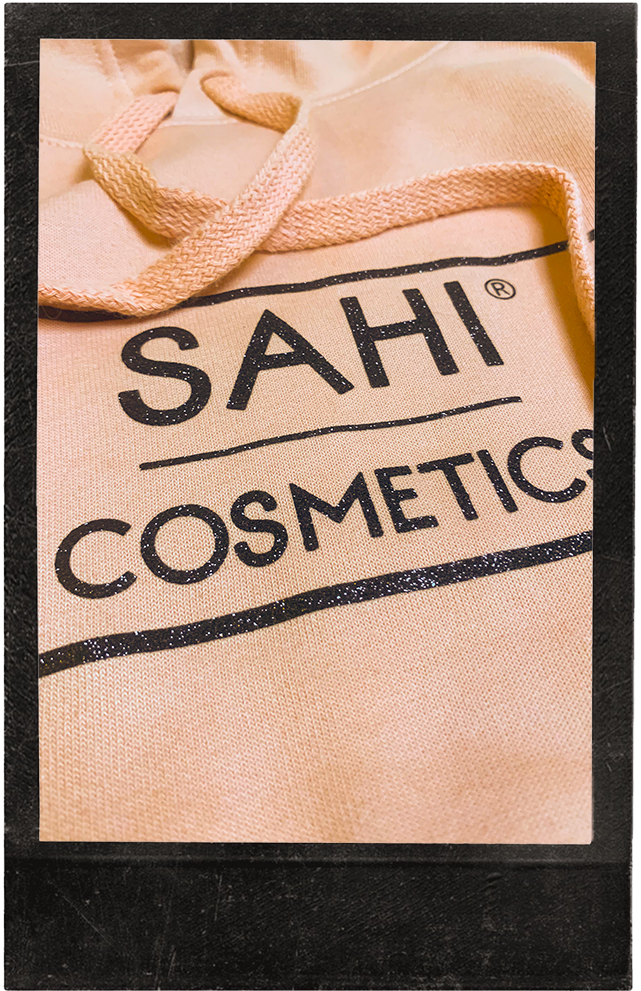 New! Luxury Peach Hoodie - Sahi Cosmetics