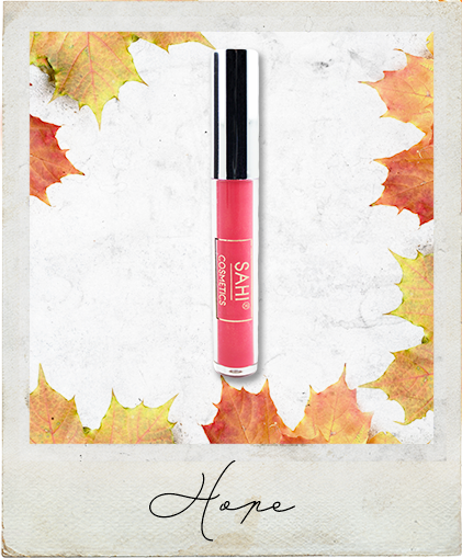 FOR CHARITY: Private Blend Liquid Lipstick in HOPE - Sahi Cosmetics
