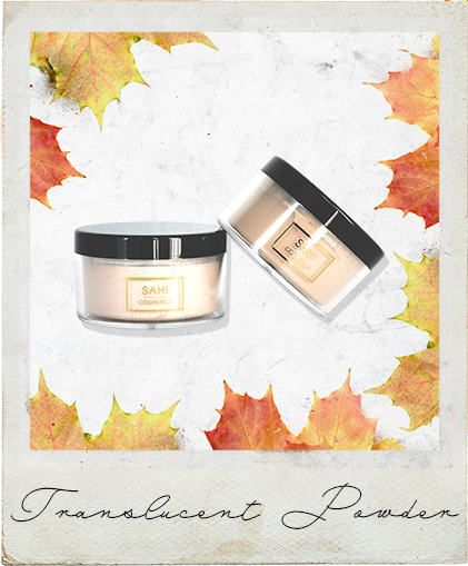 Loose Translucent Finishing Powder - Sahi Cosmetics