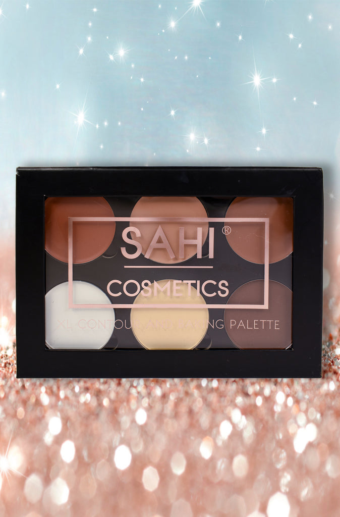 XL Contour and Baking Palette - Sahi Cosmetics