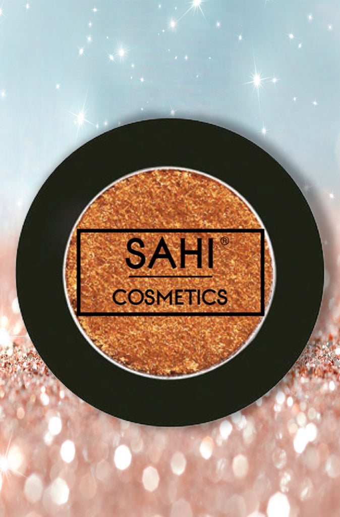 Cream Metallic Foil Shadow w/ Jojoba Oil in DOHA - Sahi Cosmetics