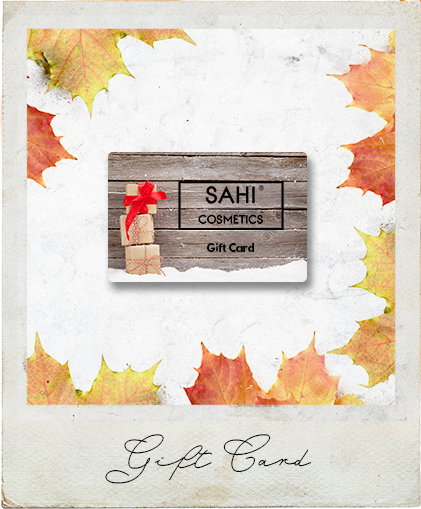 New! Sahi Cosmetics Digital Gift Card - Sahi Cosmetics