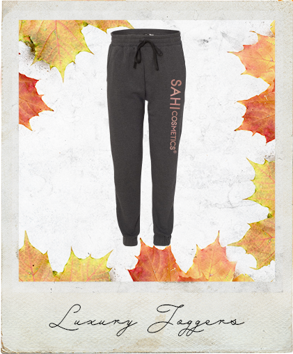 New! Luxury Joggers - Sahi Cosmetics