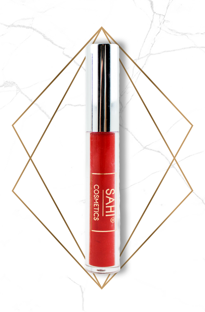 Private Blend Liquid Lipstick in KAJOL - Sahi Cosmetics