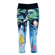 1024 Girl 3D Prints Trousers Leggings Pocket Pants - As Picture 2 / S